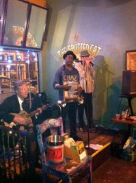 Washboard Chaz Blues Trio