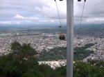From atop Cerro SanBernardo